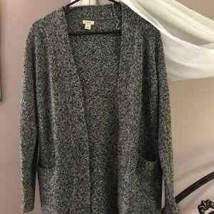 L L bean sweater